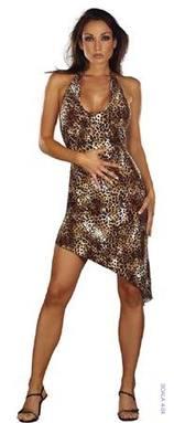 Платье Пантера